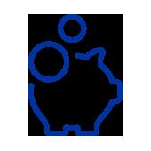 Icono de hucha